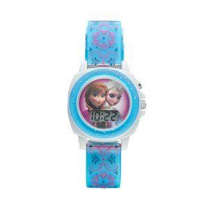 Disney's Frozen Anna & Elsa Digital Singing Watch